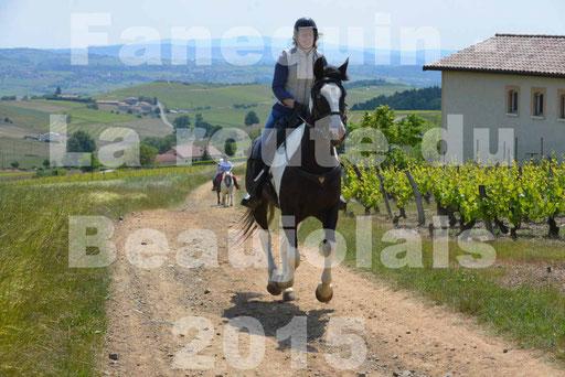 La Route Du Beaujolais 2015 - dimanche 24 mai 2015 - parcours en matinée - deuxième partie - 20