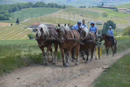La Route Du Beaujolais 2015 - dimanche 24 mai 2015 - parcours en matinée - deuxième partie - 23