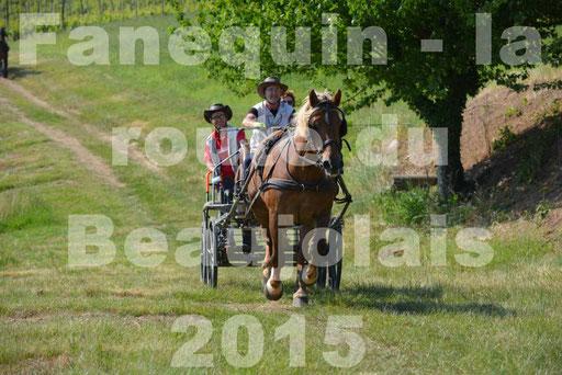 La Route Du Beaujolais 2015 - dimanche 24 mai 2015 - parcours en matinée - 26