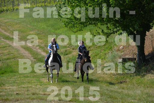 La Route Du Beaujolais 2015 - dimanche 24 mai 2015 - parcours en matinée - 45