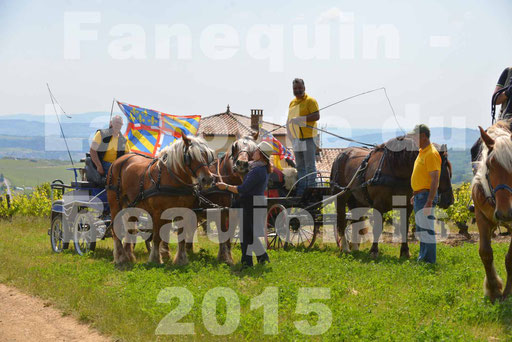 La Route Du Beaujolais 2015 - dimanche 24 mai 2015 - parcours en matinée - deuxième partie - 01