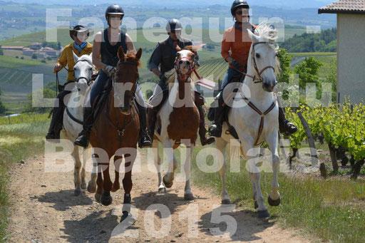 La Route Du Beaujolais 2015 - dimanche 24 mai 2015 - parcours en matinée - deuxième partie - 18