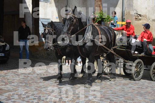 La Route Du Beaujolais 2015 - dimanche 24 mai 2015 - parcours et arrivée place d'un village - 33
