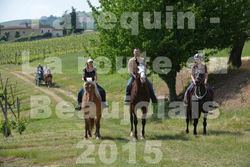 La Route Du Beaujolais 2015 - dimanche 24 mai 2015 - parcours en matinée - 81