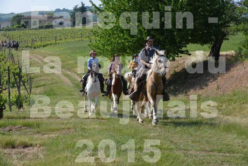 La Route Du Beaujolais 2015 - dimanche 24 mai 2015 - parcours en matinée - 44