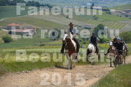 La Route Du Beaujolais 2015 - dimanche 24 mai 2015 - parcours en matinée - deuxième partie - 26