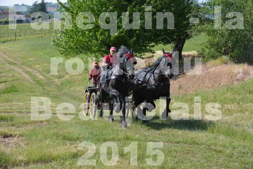 La Route Du Beaujolais 2015 - dimanche 24 mai 2015 - parcours en matinée - 08