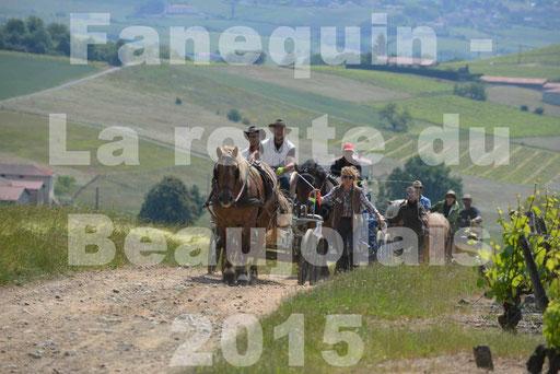 La Route Du Beaujolais 2015 - dimanche 24 mai 2015 - parcours en matinée - deuxième partie - 02