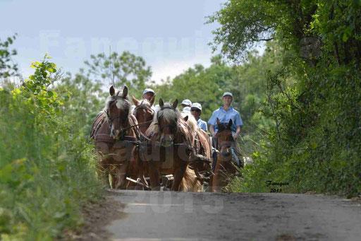 La Route Du Beaujolais 2015 - dimanche 24 mai 2015 - parcours et arrivée place d'un village - 01