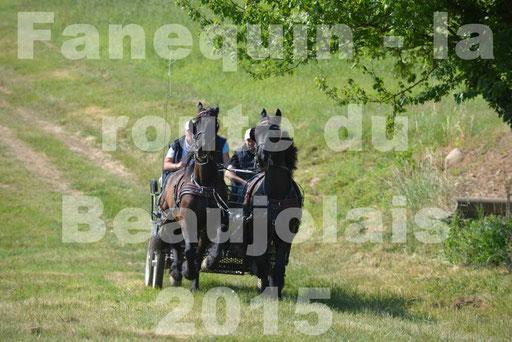 La Route Du Beaujolais 2015 - dimanche 24 mai 2015 - parcours en matinée - 07
