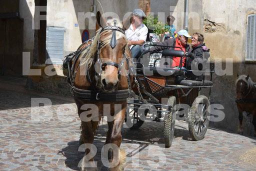 La Route Du Beaujolais 2015 - dimanche 24 mai 2015 - parcours et arrivée place d'un village - 32