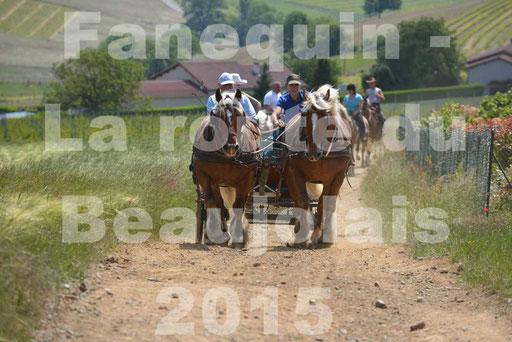 La Route Du Beaujolais 2015 - dimanche 24 mai 2015 - parcours en matinée - deuxième partie - 35