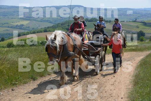 La Route Du Beaujolais 2015 - dimanche 24 mai 2015 - parcours en matinée - deuxième partie - 15