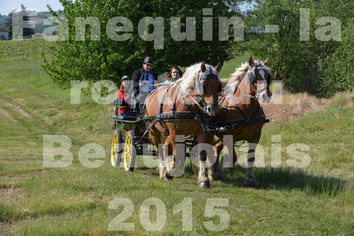 La Route Du Beaujolais 2015 - dimanche 24 mai 2015 - parcours en matinée - 03