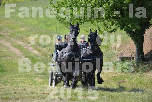 La Route Du Beaujolais 2015 - dimanche 24 mai 2015 - parcours en matinée - 06