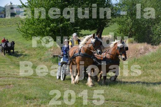 La Route Du Beaujolais 2015 - dimanche 24 mai 2015 - parcours en matinée - 19