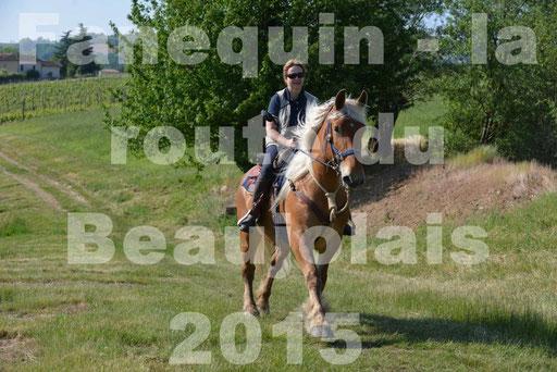 La Route Du Beaujolais 2015 - dimanche 24 mai 2015 - parcours en matinée - 12