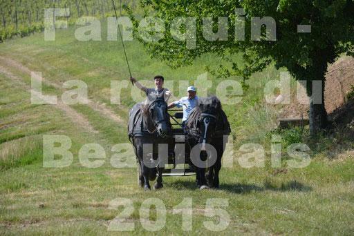 La Route Du Beaujolais 2015 - dimanche 24 mai 2015 - parcours en matinée - 36