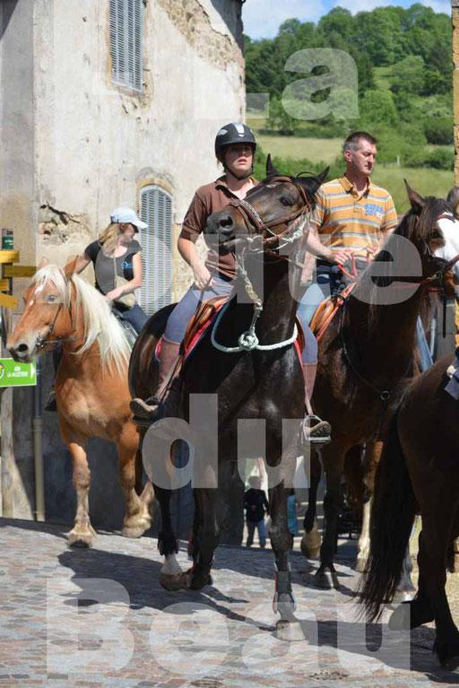 La Route Du Beaujolais 2015 - dimanche 24 mai 2015 - parcours et arrivée place d'un village - 73