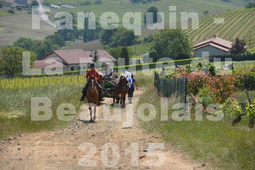 La Route Du Beaujolais 2015 - dimanche 24 mai 2015 - parcours en matinée - deuxième partie - 07