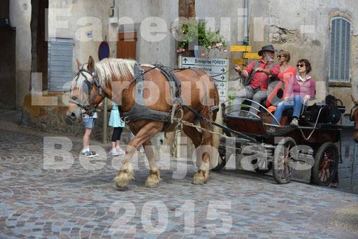 La Route Du Beaujolais 2015 - dimanche 24 mai 2015 - parcours et arrivée place d'un village - 27