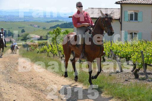 La Route Du Beaujolais 2015 - dimanche 24 mai 2015 - parcours en matinée - deuxième partie - 19