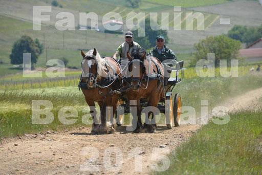La Route Du Beaujolais 2015 - dimanche 24 mai 2015 - parcours en matinée - deuxième partie - 13