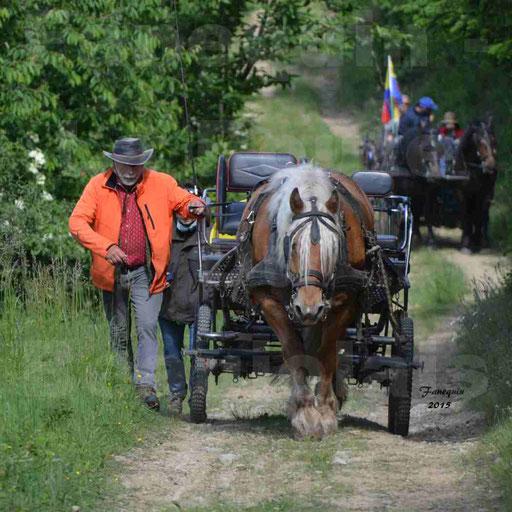 La Route Du Beaujolais 2015 - samedi 23 mai 2015 - parcours en matinée - 12