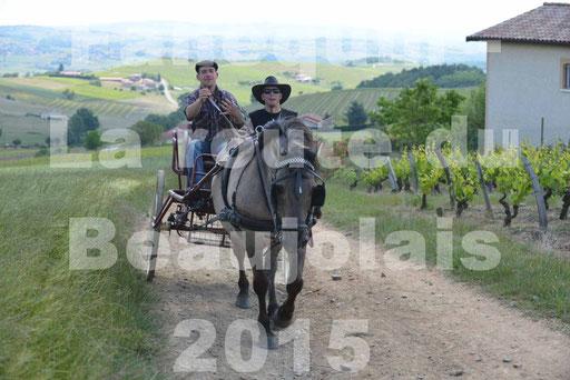 La Route Du Beaujolais 2015 - dimanche 24 mai 2015 - parcours en matinée - deuxième partie - 32