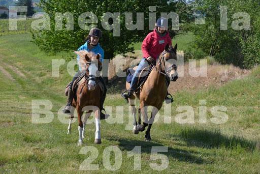 La Route Du Beaujolais 2015 - dimanche 24 mai 2015 - parcours en matinée - 14