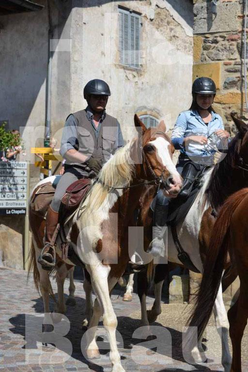 La Route Du Beaujolais 2015 - dimanche 24 mai 2015 - parcours et arrivée place d'un village - 41