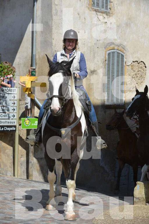La Route Du Beaujolais 2015 - dimanche 24 mai 2015 - parcours et arrivée place d'un village - 45