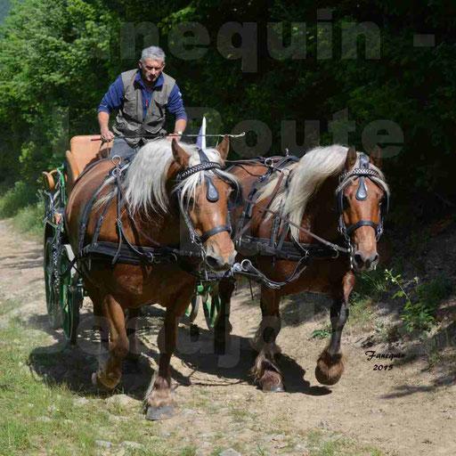 La Route Du Beaujolais 2015 - samedi 23 mai 2015 - parcours en matinée - 24