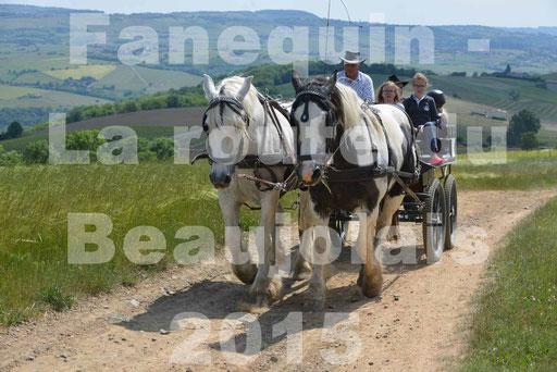 La Route Du Beaujolais 2015 - dimanche 24 mai 2015 - parcours en matinée - deuxième partie - 10