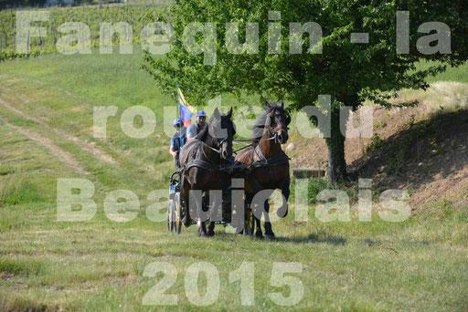 La Route Du Beaujolais 2015 - dimanche 24 mai 2015 - parcours en matinée - 04