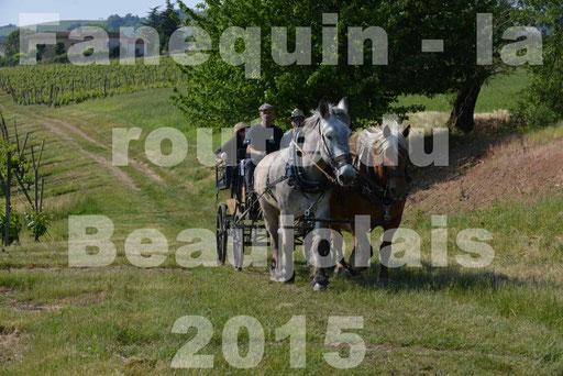 La Route Du Beaujolais 2015 - dimanche 24 mai 2015 - parcours en matinée - 23