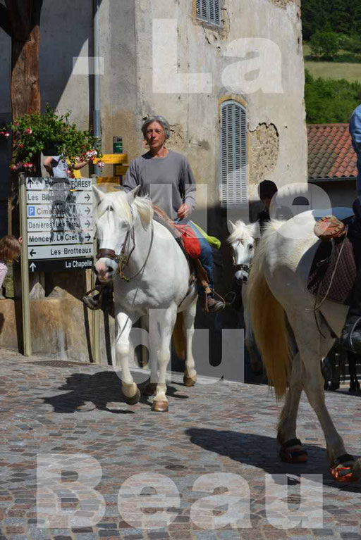 La Route Du Beaujolais 2015 - dimanche 24 mai 2015 - parcours et arrivée place d'un village - 69