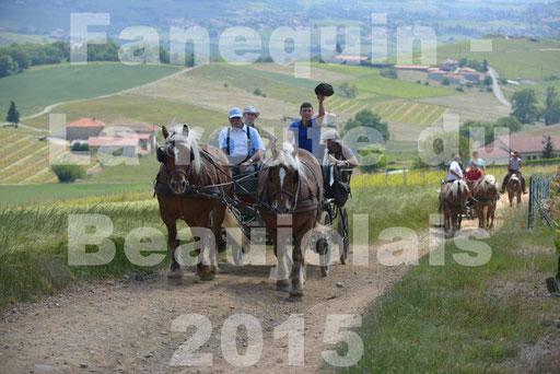 La Route Du Beaujolais 2015 - dimanche 24 mai 2015 - parcours en matinée - deuxième partie - 36