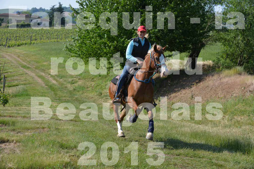 La Route Du Beaujolais 2015 - dimanche 24 mai 2015 - parcours en matinée - 15