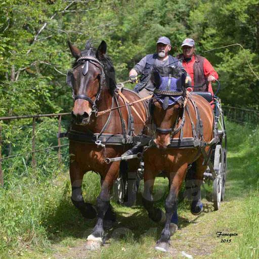 La Route Du Beaujolais 2015 - samedi 23 mai 2015 - parcours en après midi - 28