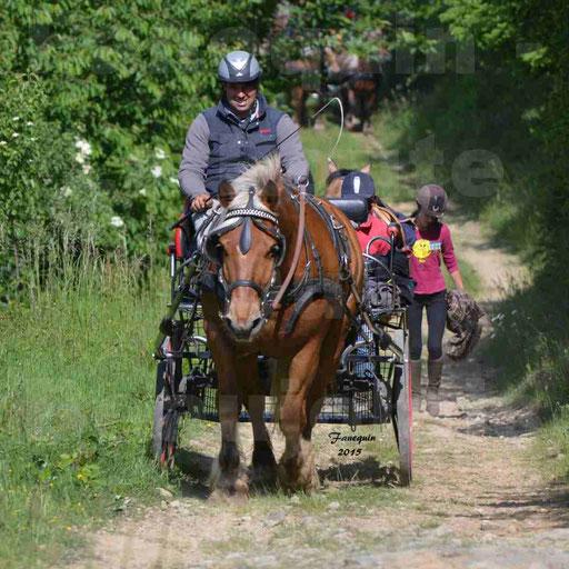La Route Du Beaujolais 2015 - samedi 23 mai 2015 - parcours en matinée - 21