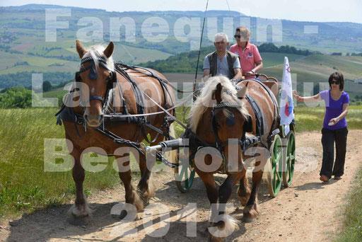 La Route Du Beaujolais 2015 - dimanche 24 mai 2015 - parcours en matinée - deuxième partie - 09