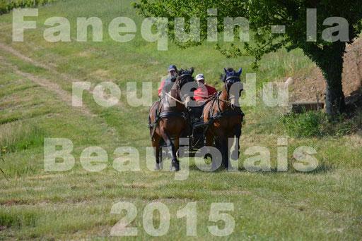 La Route Du Beaujolais 2015 - dimanche 24 mai 2015 - parcours en matinée - 09