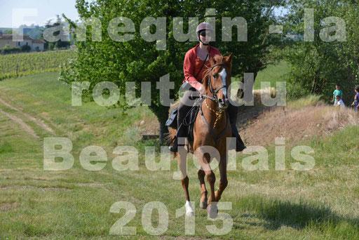 La Route Du Beaujolais 2015 - dimanche 24 mai 2015 - parcours en matinée - 25