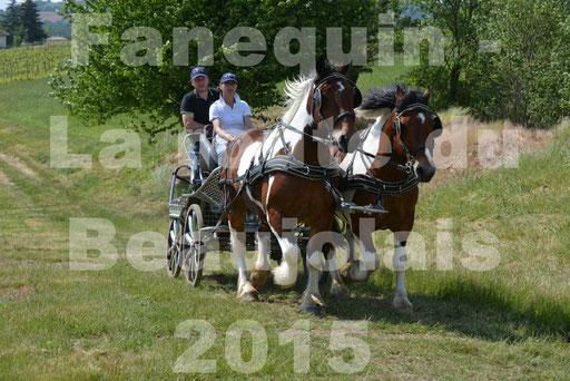 La Route Du Beaujolais 2015 - dimanche 24 mai 2015 - parcours en matinée - 80