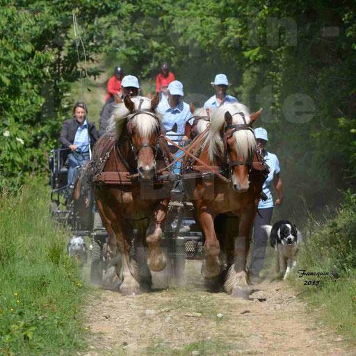 La Route Du Beaujolais 2015 - samedi 23 mai 2015 - parcours en matinée - 52
