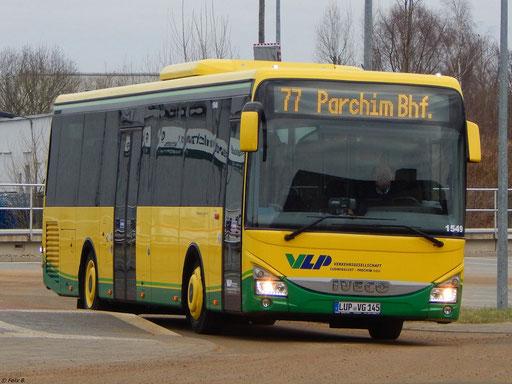 Verkehrsgesellschaft Ludwigslust Parchim