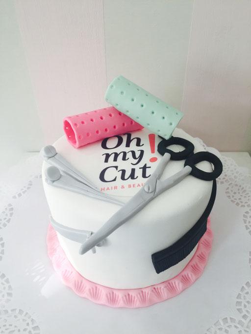 Tarta corporativa Oh my cut!