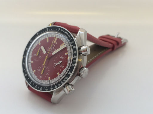 Omega Speedmaster Michael Schuhmacher Edition