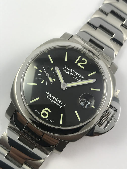 PANERAI LUMINOR MARINA AUTOMATIK CHRONOMETER REF.: PAM00050 FULL SET